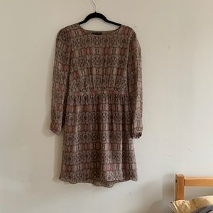 Madewell / Broadway and Broome Melody Dress